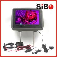 """Buy cheap 10"""" Head Rest Touch Screen Display Android OS with 3G GPS USB Port and Advertising Software product"""