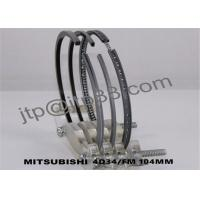 Buy cheap ME997240 Car / Truck / Generator Parts Engine Piston Rings For 4D34 product
