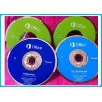 Buy cheap 32 / 64 Bit Microsoft Office Professional Plus 2013 Product Key Multi Language product
