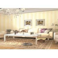 Buy cheap Briliand Stripe Simple Colorful Home Wallpaper Natural Plant Fibers Sell Well In Market product