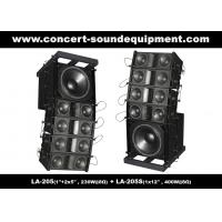 "Buy cheap Dual 5"" 8ohm 230W Mini Line Array Speaker For Fixed Installation In Conference, from wholesalers"