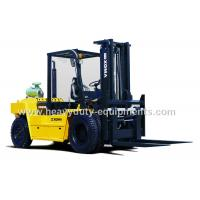 Buy cheap 8000Kg Forklift Loading Truck Hydraulic System Control With Solid Steel Gantry Fork product