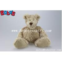 Buy cheap Light Brwon Big Belly Funny Bears Toy with Pink Ribbon product