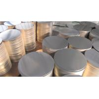 Buy cheap Proving Aluminum Circle Sheet With Bright Surface For Cookware product