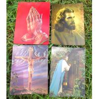 (Z-251031) Sacred heart of jesus painting