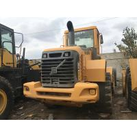 Buy cheap Used Volvo L70E Wheel Loader Made in Sweden Volvo D6D Engine from wholesalers
