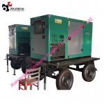 Diesel Engine NTAA855- G7 Cummins G Drive Engines Or Trailer Type Generator Set