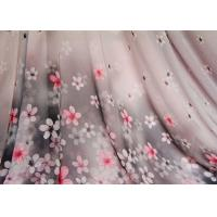 Buy cheap Funky Curtain Custom Printed Fabrics Floral Apparel Fabric product