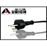 Buy cheap VDE Standard AC Plug Denmark Power Cord , Appliance 3 Conductor Power Cable product