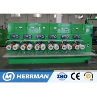 Buy cheap Horizontal / Vertical Wire And Cable Machinery , Copper Wire Enamelling Machine product