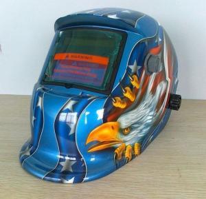Buy cheap Шлем заварки OEM автоматические затмевая/маска заварки product