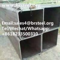 Quality 150*150 Steel Square Tube Supplier / ERW SHS / MS Square Hollow Section for sale