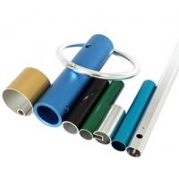 Buy cheap Powder Coated Anodized Aluminum Tube product