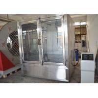 China Electronic Environmental Test Chambers , Water Spray Testing Chamber on sale