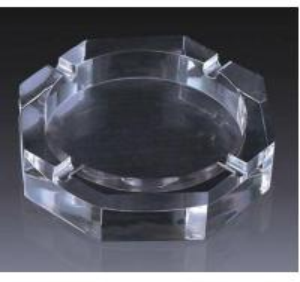 Buy cheap Cendrier acrylique de belle forme avec de haute qualité from wholesalers