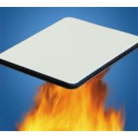 Quality pvdf fire-resistant aluminum composite panel for sale
