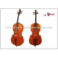 Buy cheap Professional Musical Instrument Cello High Grade Handmade Flamed Oil Varinsh from wholesalers