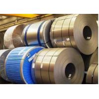 Buy cheap JIS SUS304 Prepainted Steel Coil , 508 / 610mm Coil ID Color Coated Steel Coil product
