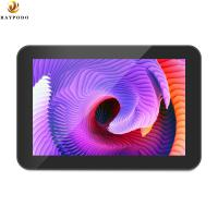 Android 5.1 POE Wall Mount Touch Screen Monitor Quad Core Cortex A9 Support Muti for sale