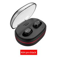 Buy cheap BK-K6H Pro Sports earphone stereo in-ear earbuds with Microphone support Bluetooth 5.0 for phone product