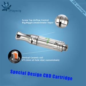 China single cartridge kit cbd oil vape pen thc oil hemp portable vaporizer vapor starter kit rechargeable e cig wholesale on sale