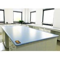 Buy cheap Blue / Customized Color Chemical Resistant Table Tops Island Bench Type from wholesalers