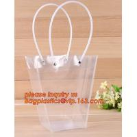 Buy cheap Advertisement shopping bag /supplier pp waterproof gift bag,hand bag PP plastic transparent gift bag wholesale PE bag product