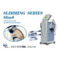 Buy cheap Cryolipolysis Fat Freezing Machine For Body Shaping / Fat Reduction CE FDA Approval product