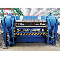 Buy cheap Professional Horizontal Hydraulic Panel Bending Machine for Boiler YPW3000 product