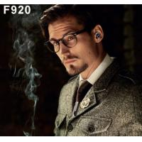 Fashion Stretch Bluetooth Wireless Clip Business Headset Headphone  F920