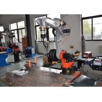 China 10kg Robotic Welding Machine , Welding Automation Equipment  Inner Cooling on sale