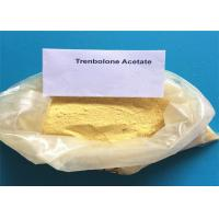 Buy cheap CAS 10161-34-9 Trenbolone Acetate Powder High Purity Fast Bodybuilding Supplement product