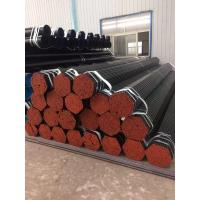 Buy cheap EN10028 E355 Material Alloy Steel Seamless Pipes Heavy Wall Tubes Round Shape product