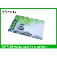Buy cheap Full Color Print Beautiful Table Mats , Bright Coloured Placemats HKP0110-21 product