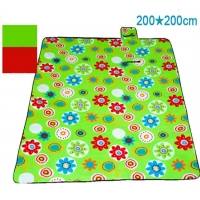 Buy cheap Compact Size Flannelette Camping Ripstop Picnic Mat product