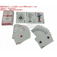 China XF The Highest Playing cards-Club Special Playing Cards from Japan users/poker analyzer/poker cheat/contact lens on sale
