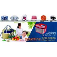 Buy cheap Top Quality Customized Insulated Lunch Cooler bag,Promotion Portable Wine Cooler Bag,Canvas High product
