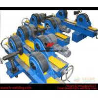 Buy cheap Boiler / Tank Welding Rolls , Pipe Rotators for Welding High Precision and High Speed product