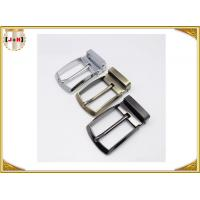 Quality Custom Design Metal Belt Buckles For Men / Women  Zinc Alloy Material for sale