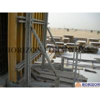 Buy cheap Crane Lifted Jump Form Formwork 70cm Working Platform Width For Core Wall product