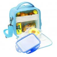 Buy cheap Picnic Cooler Childrens Lunch Bags Sky Blue Color 600D Nylon product