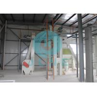 Buy cheap Animal Feed Pellet Production Line / Manual Cattle Feed Pellet Making Machine product