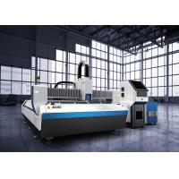 Buy cheap IPG Fiber 500w CNC Laser Cutting Machine for metal tube laser cutter manufacturers product