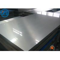 Buy cheap Bare Or Precoating Magnesium Engraving Plates AZ31B Metal Alloy Sheet product