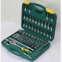 Quality 121pcs tool Socket sets hand tools and sleeve parts for motor/car repair tool sets for sale