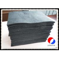 Thickness Customized Soft Graphite Fiber Felt Rayon Based For Heat Treatment Furnace