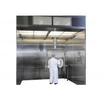Buy cheap HEPA Filter Raw Material Dispensing Booth For Pharmaceutical Industry Clean Room product