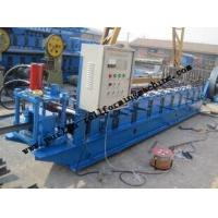Buy cheap 15Kw Carbon Steel C Purlin Roll Forming Machine , Full Automatic C Z Purlin Production Line product