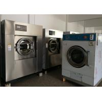 Buy cheap Card Operated Commercial Laundry Machine , 50 Rpm Coin Laundry Machine product