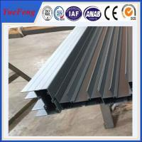 Buy cheap 6000 series double glazed windows australian standard t-slot aluminum track product